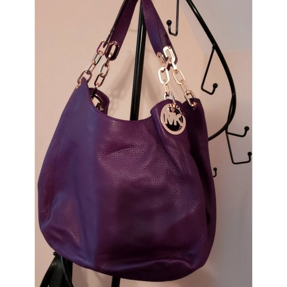 Michael Kors Bags   Friday Sale Large Fulton Handbag   Poshmark 2ca5a272eb